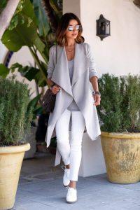 Beyaz Pantolon Kombin Nasıl Yapılır?