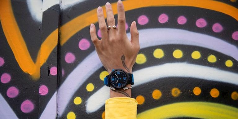 Swatch ve Bape Ortak Saat Koleksiyonu Geliyor